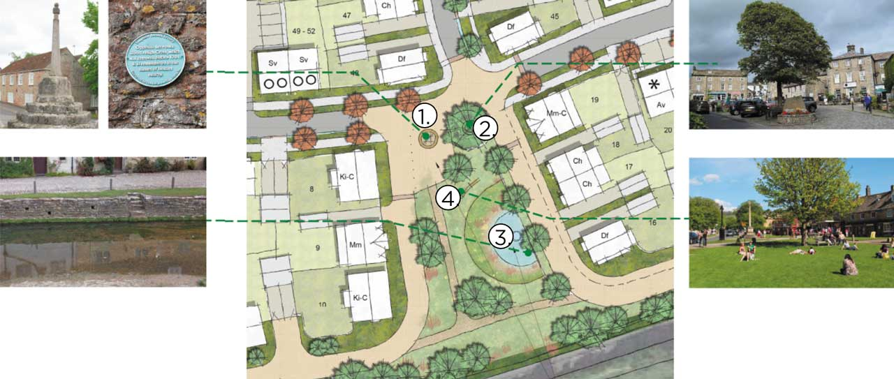 Village Green Concept Study